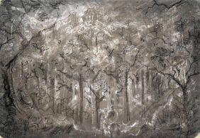 dragon woods
